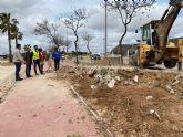 Obras de canalización de aguas pluviales mediante realización de vados en varios puntos de los cascos urbanos del municipio