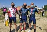 Corredores de Terra Sport Cycling Team copan los tres escalones de pódium en el Campeonato Regional de Bike Maratón XCM