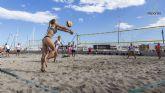 83 equipos participaron en el primer Torneo 'Villananitos Beach Volleyball'