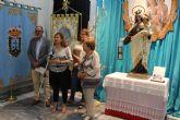 Una exposición recorre los 125 años de historia de la Romería de la Virgen del Carmen