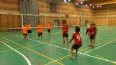 Seis equipos de Totana participaron en los cuartos de final de la Fase Regional de Baloncesto, Balonmano, F�tbol Sala y Voleibol