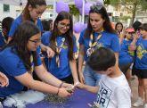 Las Torres de Cotillas celebra el día mundial del reciclaje con una tarde de actividades sensibilizadoras