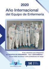 2020, Año Internacional del Equipo de Enfermería