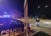 La Policía Local de Lorca detiene a dos personas por un delito de atentado y resistencia y contra la Ley de Extranjería