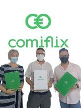 La empresa murciana Comiflix llega a la Vega Baja