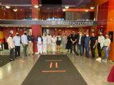 Murcia recibe en FITUR el premio de primer finalista en la Mejor Gestión SICTED 2020