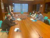 La Comunidad reclama del Ministerio de Transición Ecológica fondos para proyectos vinculados a la conservación del Mar Menor