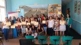 50 alumnos del programa de inserción socio-laboral de Columbares culminan su formación con éxito