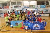 El Ciudad de Móstoles se alza en San Pedro con el campeonato de España alevín de fútbol Sala