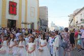 Puerto Lumbreras celebra un concurso de Altares y Balcones con motivo del Corpus Christi
