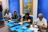 La Asociación de Comerciantes de Alcantarilla y la Asociación Regional de Familias Numerosas de la Región de Murcia (FANUMUR) firman convenio de colaboración