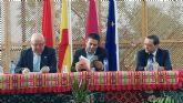 El presidente de la CROEM presentó el número 35 de la revista Cangilón, de la Asociación de Amigos del Museo de la Huerta de Alcantarilla