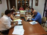 La Junta de Gobierno Local del Ayuntamiento de Molina de Segura inicia la contratación de las obras de ampliación y reposición de servicios de saneamiento y agua potable en la zona sur del Polideportivo Municipal El Romeral