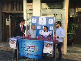La Fundación de Trabajadores de ELPOZO patrocina y da nombre al Trofeo del IX Triatlón Popular Villa de Alhama y de la Mujer por segundo año consecutivo
