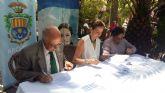 Estrella de Levante patrocinará actos festivos, culturales y medioambientales de Archena y del Balneario en los próximos 3 años