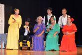 Nuevo éxito del 'Tejuba' en Las Torres de Cotillas con 'La zapatera prodigiosa'