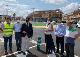La Comunidad mejora la seguridad vial y la movilidad en la carretera que conecta Archena con Villanueva del Segura