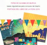 Concurso de diseño para la portada del libro de la Feria de Alhama 2016