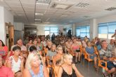 Sanidad garantiza la atención a los residentes británicos de Camposol