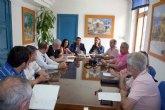Medio Ambiente continúa las actuaciones en Alcantarilla para la mejora de la calidad del aire