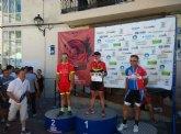 José Andreo, del CC Santa Eulalia, segundo en m50 en Nerpio, circuito btt Albacete