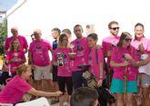 Más de 300 participantes en la XV Travesía Nocturna de Montaña de Puerto Lumbreras