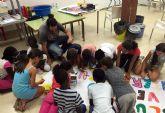 El barrio del Carmen torreño disfruta de una escuela intercultural de verano