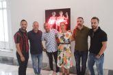 El Palacio Consistorial de Cartagena acoge una selección de arte contemporáneo danés con una gran exposición pionera en España