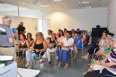 Presentado en Archena el Programa de Voluntariado dirigido a personas ingresadas en el Morales Meseguer con necesidades de acompañamiento