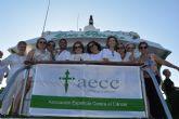Ruta solidaria a bordo del Don Pancho para colaborar con la AECC