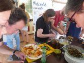 Columbares organiza  una jornada gastronómico-pesquera en Águilas