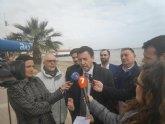 Ciudadanos explicará en un café telemático los consensos políticos logrados por la formación liberal sobre el Mar Menor