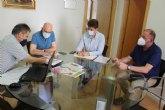 El alcalde y el concejal de Urbanismo mantienen una reunión con representantes de INCOTEC S.L