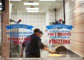 Domino´s Pizza llega este verano a San Javier
