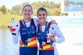 Las embarcaciones espanolas de remo ya han llegado a Tokio para preparar su cita olímpica