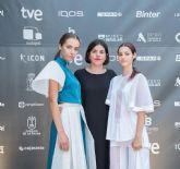La lumbrerense Ana Gabarrón recibe el segundo premio en el Certamen Promesas de la Moda Isla Bonita con 'We Carry On'