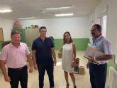 Educación pone a punto los 116 colegios públicos del municipio para el inicio del curso escolar