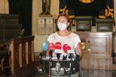 Juana Guardiola: 'Las actividades que se están llevando a cabo cumplen a rajatabla con todas las normativas de seguridad'