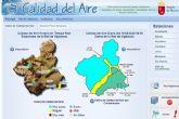 Activado el nivel preventivo por partículas en la estación medidora de La Aljorra