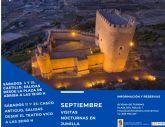 Turismo programa visitas guiadas nocturnas para los sábados del mes de septiembre