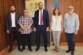El Ayuntamiento de San Pedro del Pinatar y AJE fomentan la cultura empresarial y el emprendimiento