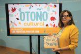 La programación cultural oferta este otoño teatro, música, exposiciones  y talleres para todos los públicos