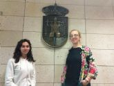 Dos jóvenes se incorporan a sus puestos de prácticas formativas en el marco del programa 'Eurodisea´2016'