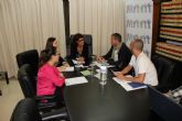 La Participación Ciudadana se convierte para Beniel en un eje principal para sus políticas