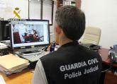 La Guardia Civil detiene a un menor de edad por el robo en una vivienda de Roldán-Torre Pacheco