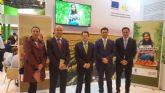 San Javier presentó la campaña municipal 'Soy Agricultor' en la Feria Internacional de Frutas y Hortalizas Fruit Attraction