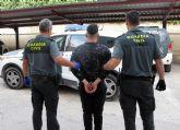 Detenidos in fraganti después de asaltar un bar en el Polígono Industrial de Cieza