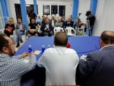 Se celebra la mesa redonda sobre la construcción del Acueducto Tajo-Segura en el municipio de Totana