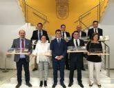 os ocho alcaldes pedáneos del municipio toman posesión de sus cargos