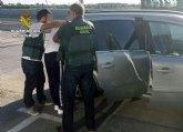 La Guardia Civil detiene a dos experimentados delincuentes por robos en viviendas de Torre Pacheco